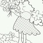 Ausmalbild Frühling 27 zum Ausdrucken