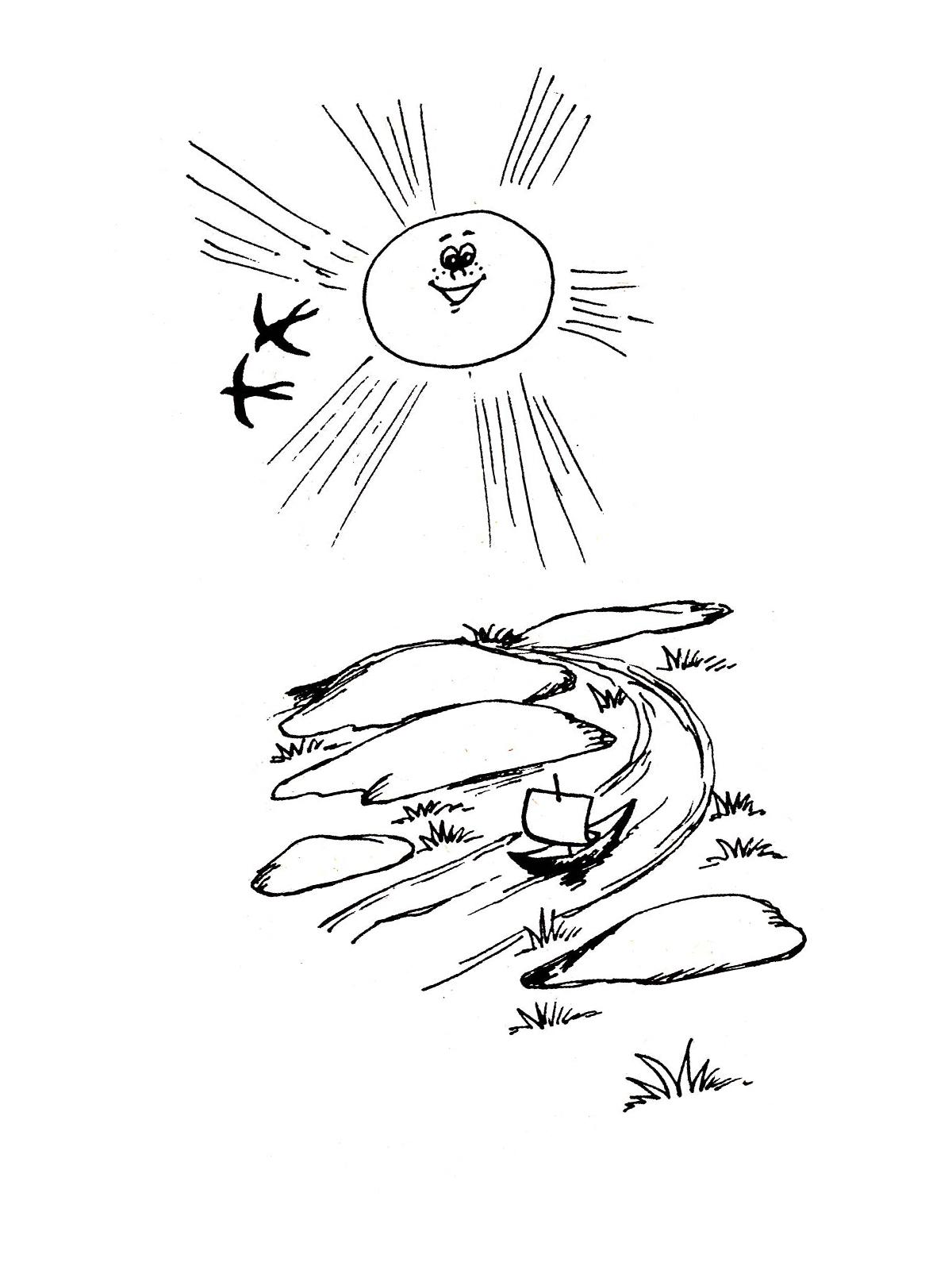 Ausmalbilder Frühling Ausdrucken : Ausmalbilder Malvorlagen Von Fr Hling Kostenlos Zum Ausdrucken