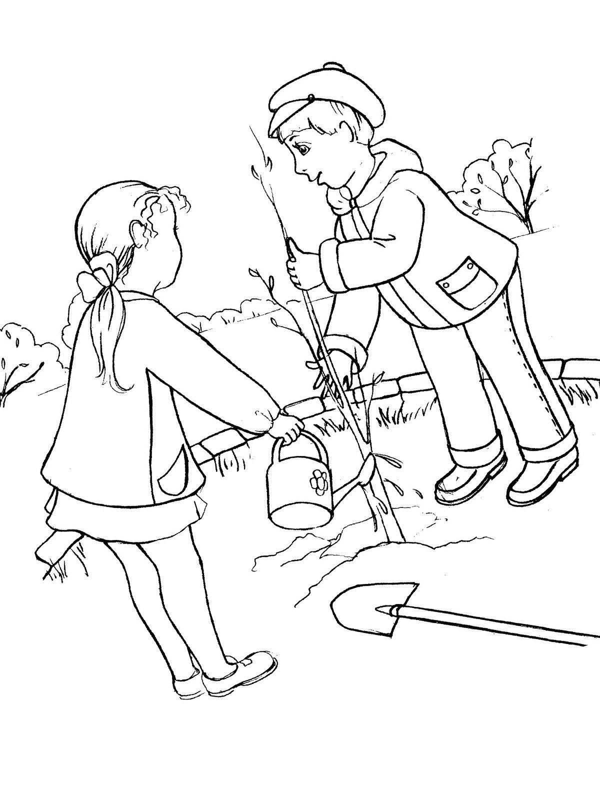 Ausmalbilder Frühling Ausdrucken : Ausmalbild Fr Hling 29 Zum Ausdrucken M Rchen Aus Aller Welt Der