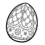 Ausmalbild zu Ostern 3