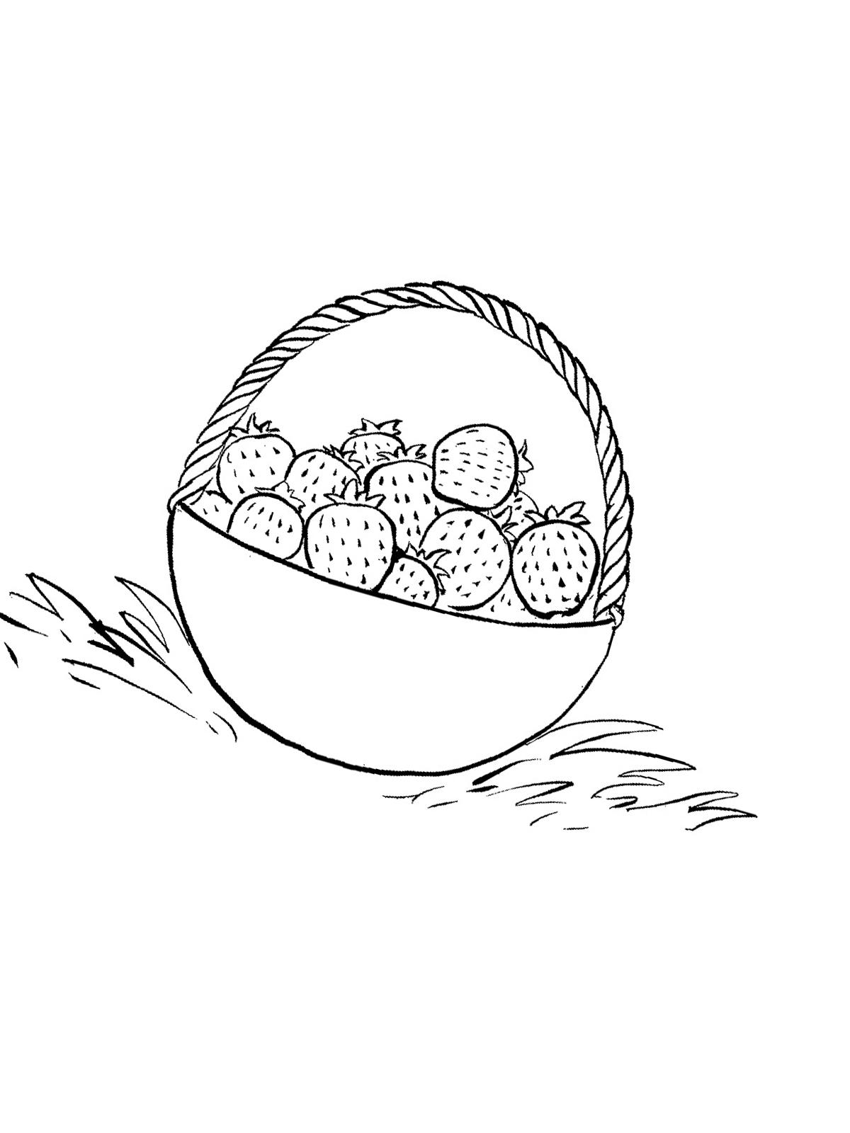 Berühmt Free Erdbeere Shortcake Malvorlagen Ideen - Malvorlagen Von ...