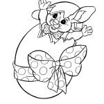Ausmalbilder Frohe Ostern 7