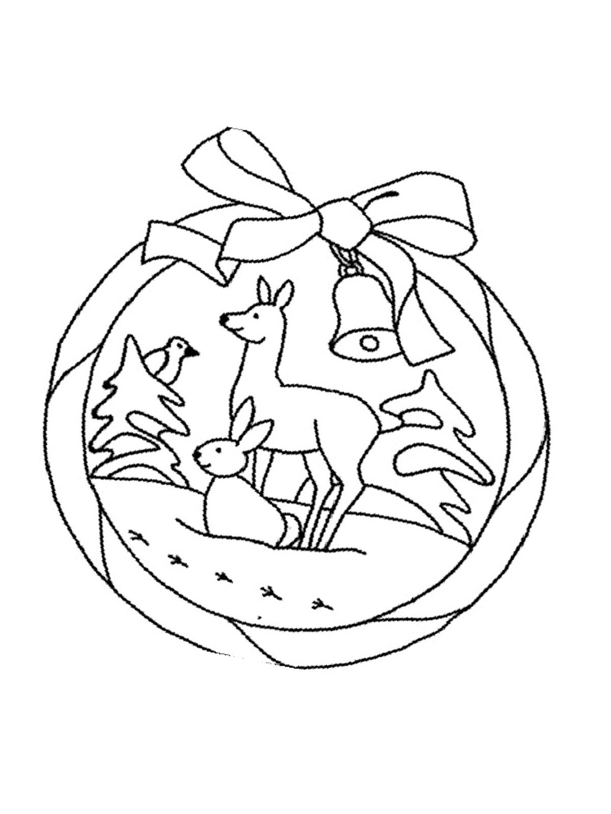 Ausmalbilder Malvorlagen Von Weihnachten Kostenlos Zum Ausdrucken
