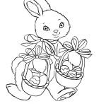 Ausmalbilder kostenlos für Ostern 40