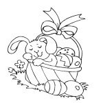 Coloring Page Easter 42