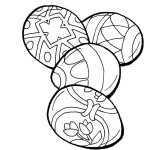 Coloring Page Easter 43