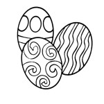 Coloring Page Easter 44