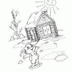 Malvorlage Frühling 38 zum Ausdrucken