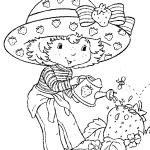 Malvorlagen Erdbeere 17 kostenlos