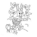 Malvorlagen Frohe Ostern 53