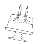 Malvorlagen Geburtstag 17 kostenlos