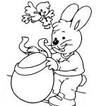Malvorlagen Ostern 49