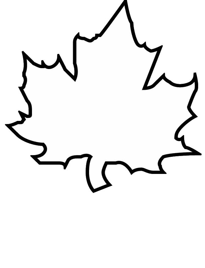 Ausmalbilder Malvorlagen Blätter Kostenlos Zum Ausdrucken