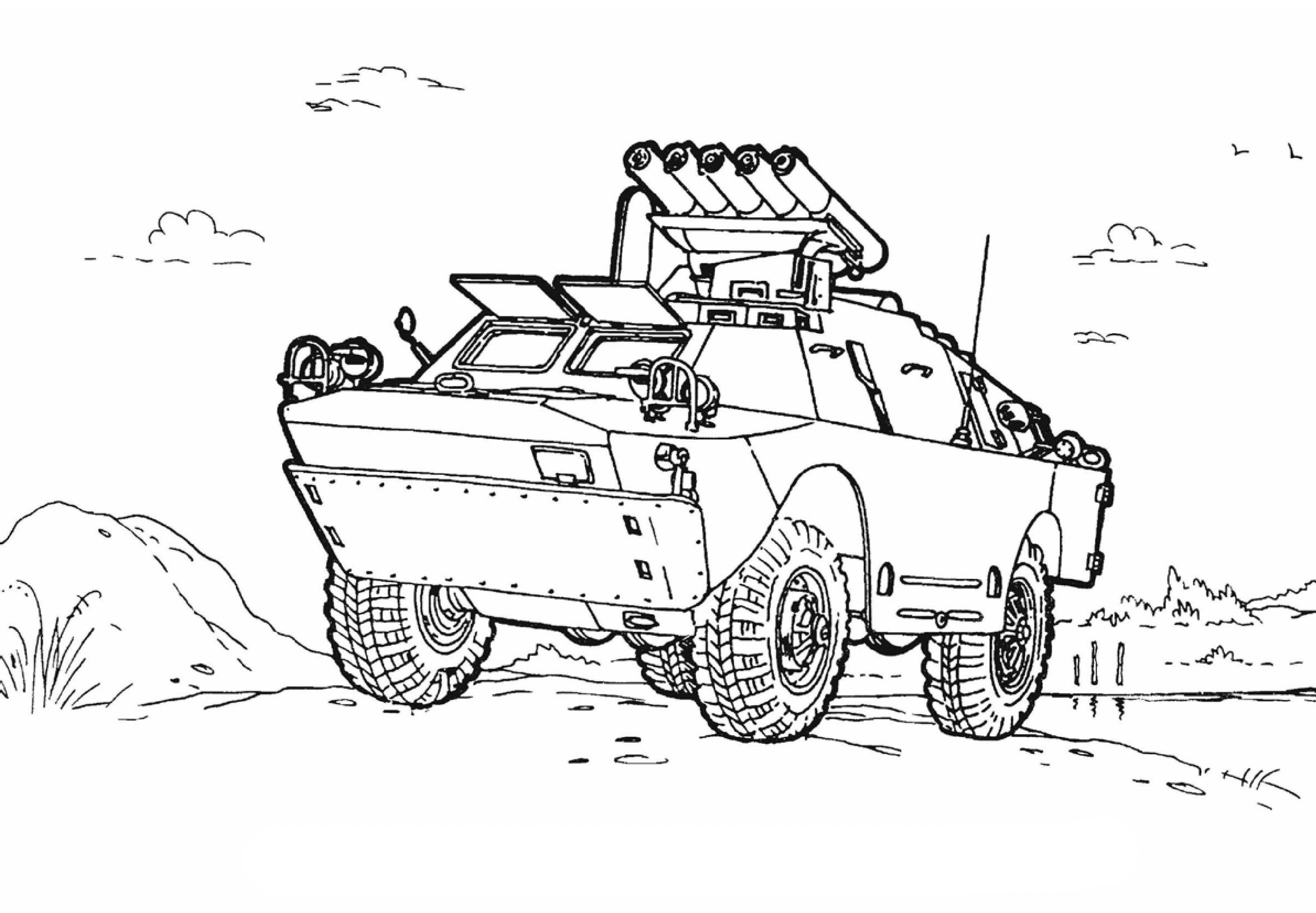 Playmobil Super 4 Ausmalbilder : Malvorlagen Panzer Gratis Zum Drucken