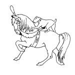Akrobaten im Zirkus 8