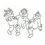 Akrobaten im Zirkus 9