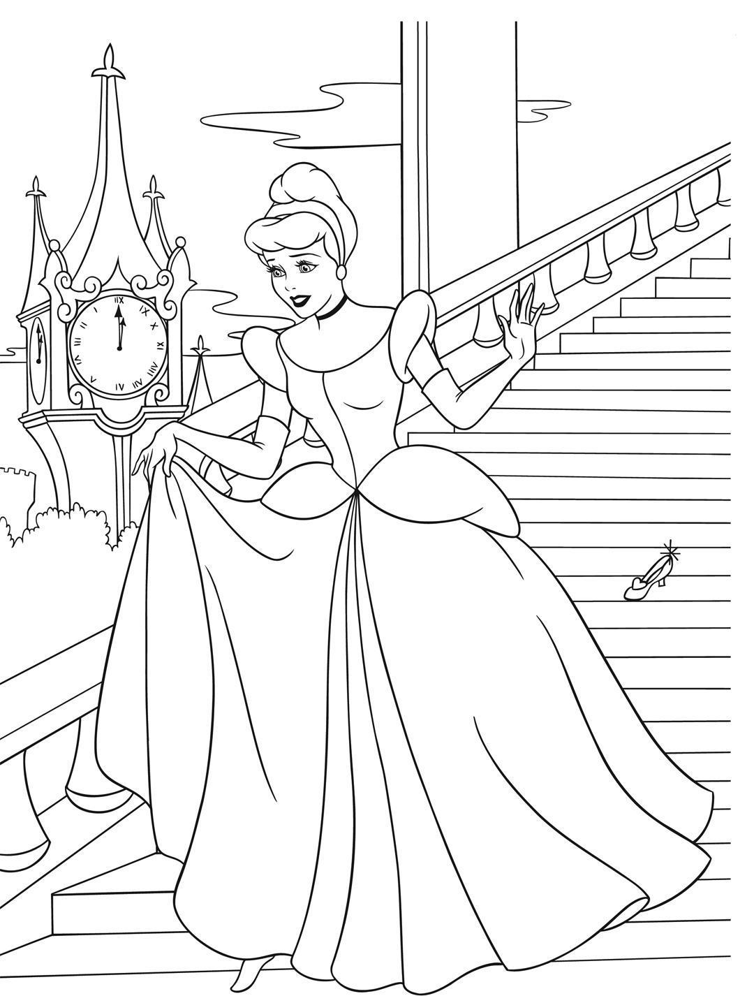 Malvorlagen Cinderella Kostenlos | My blog
