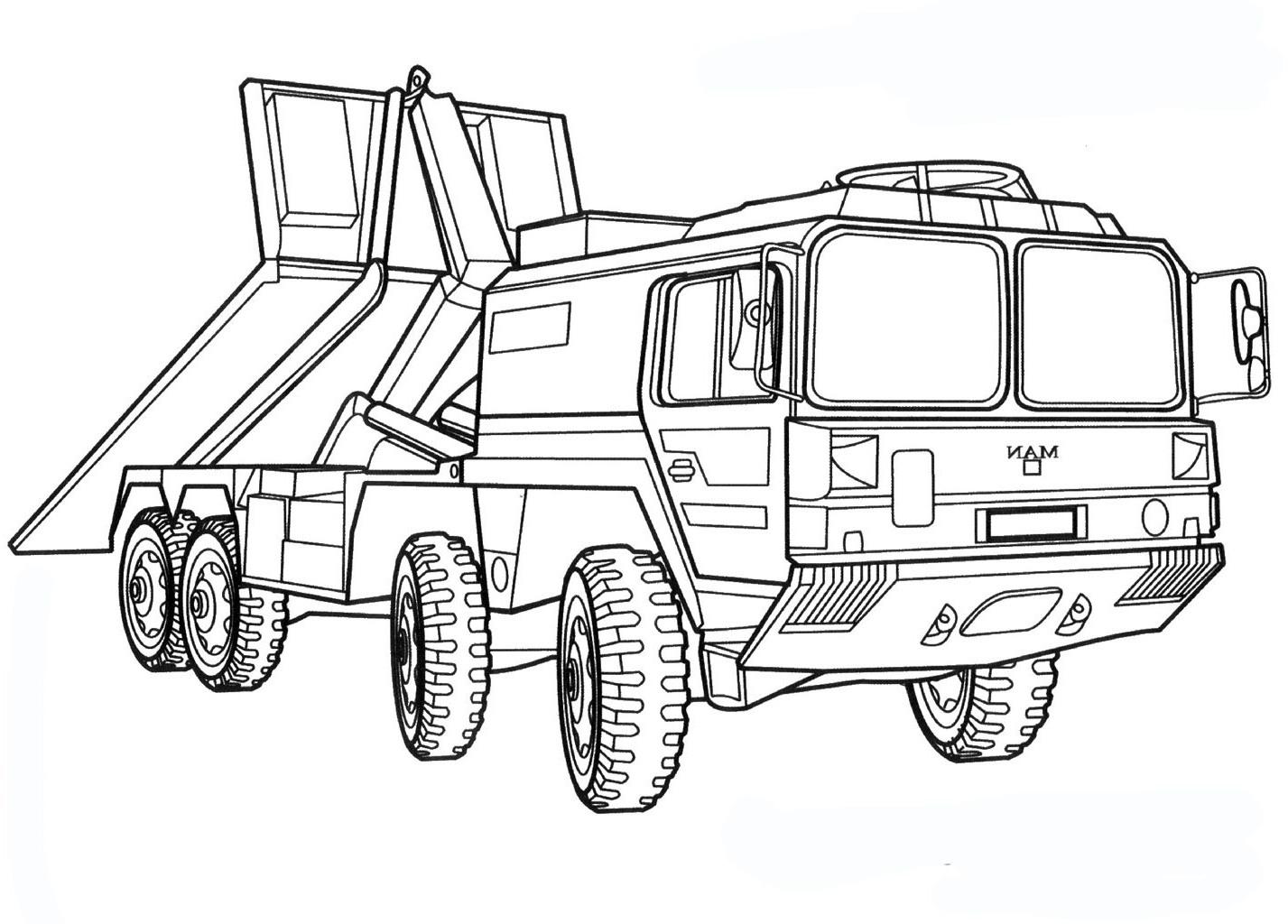 Traktor Mit Anhänger Ausmalbilder : Niedlich Ausmalbilder Abschlepper Zeitgen Ssisch Framing