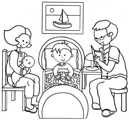 Ausmalbilder, Malvorlagen – Eltern kostenlos zum Ausdrucken ...