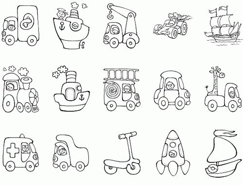 Malvorlagen Fahrzeuge Kostenlos My Blog