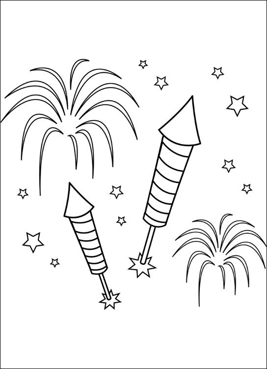 feuerwerk malvorlagen kostenlos  coloring and malvorlagan