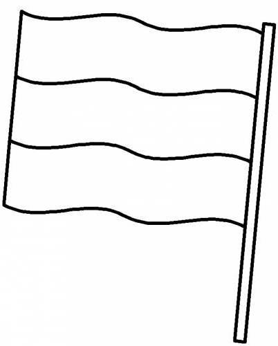 Ausmalbilder, Malvorlagen – Flaggen kostenlos zum Ausdrucken ...