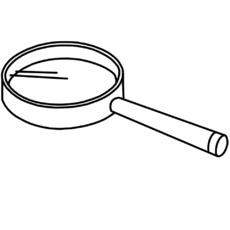 Pin Detektiv Lupe on Pinterest