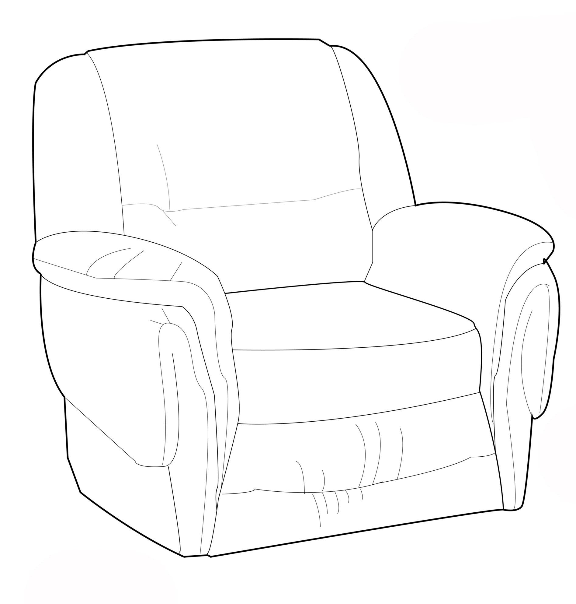 ausmalbilder malvorlagen sessel kostenlos zum ausdrucken m rchen aus aller welt der br der. Black Bedroom Furniture Sets. Home Design Ideas