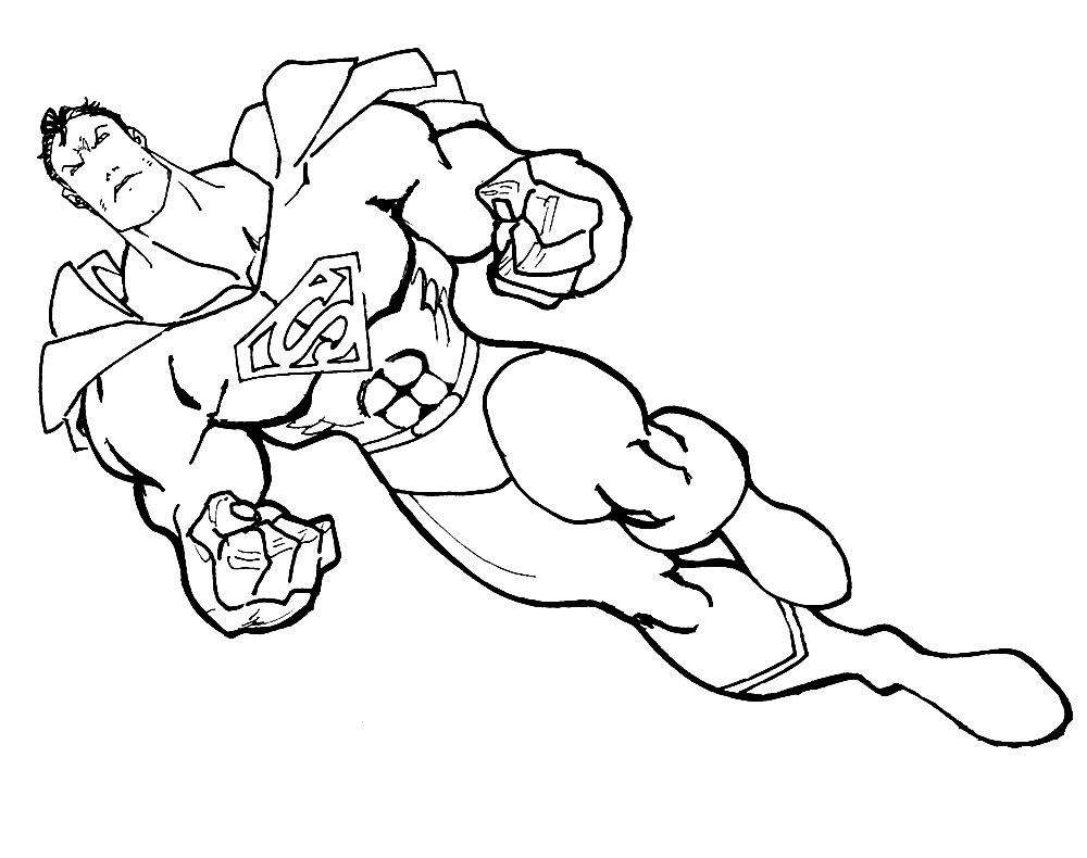 malvorlagen superhelden ausdrucken  Coloring and Malvorlagan